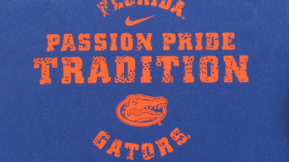Florida Gators Passion Pride Tradition