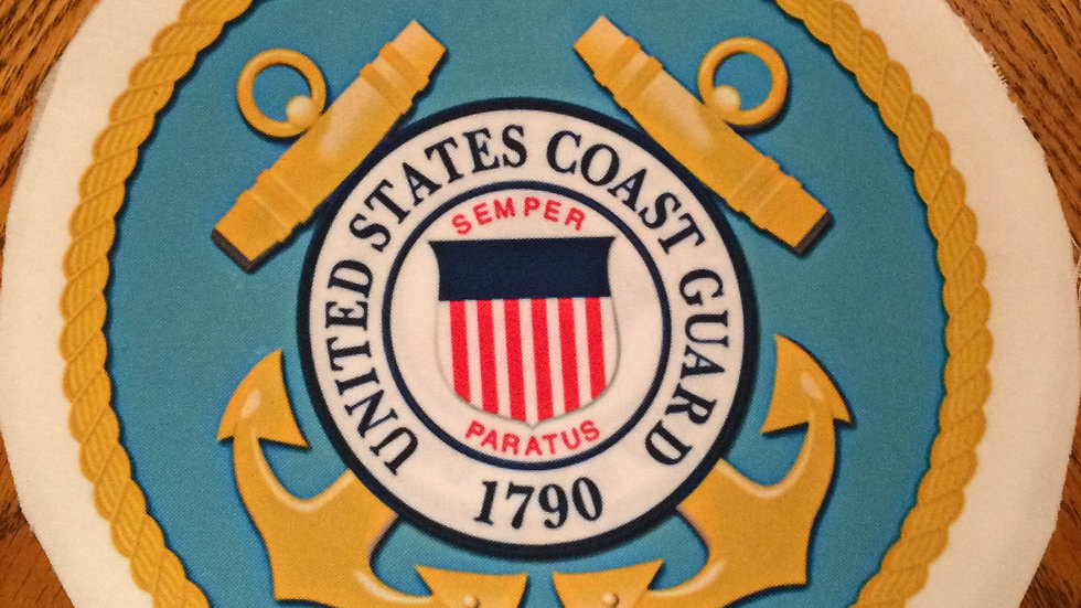USCG Coast Goard Seal