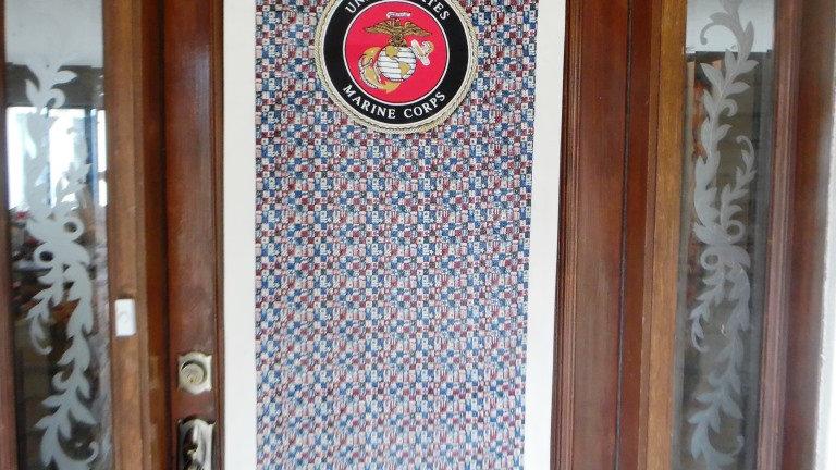 Welcome Home USMC Marine Corps (Large)