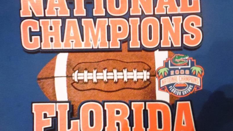 Florida Gators National Champions