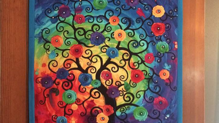 Bejeweled Tree