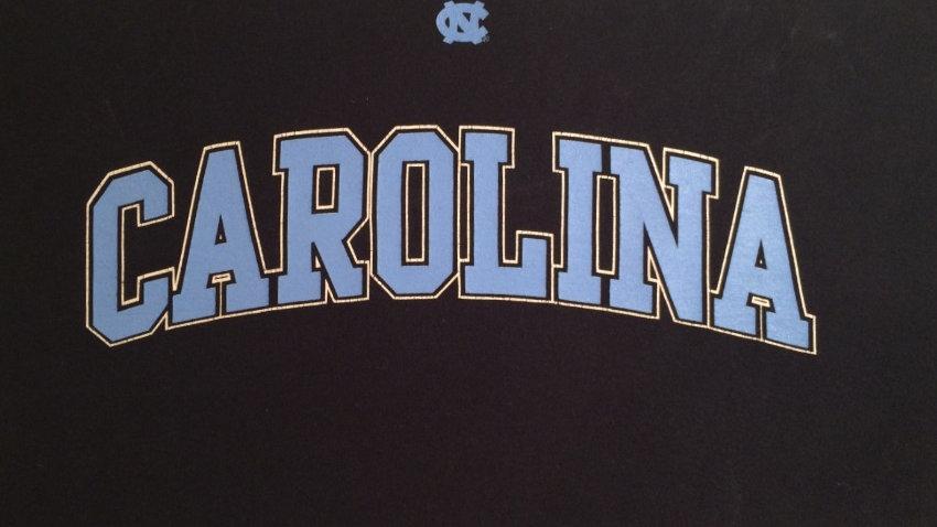 UNC University of North Carolina Tarheels Door Shirt