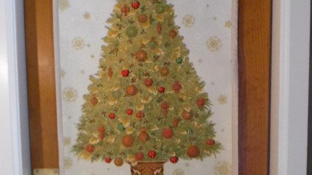 Tree on Gold