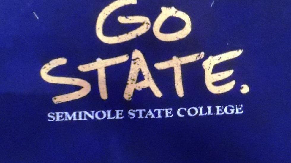 "Seminole State ""GO STATE"" shirt"
