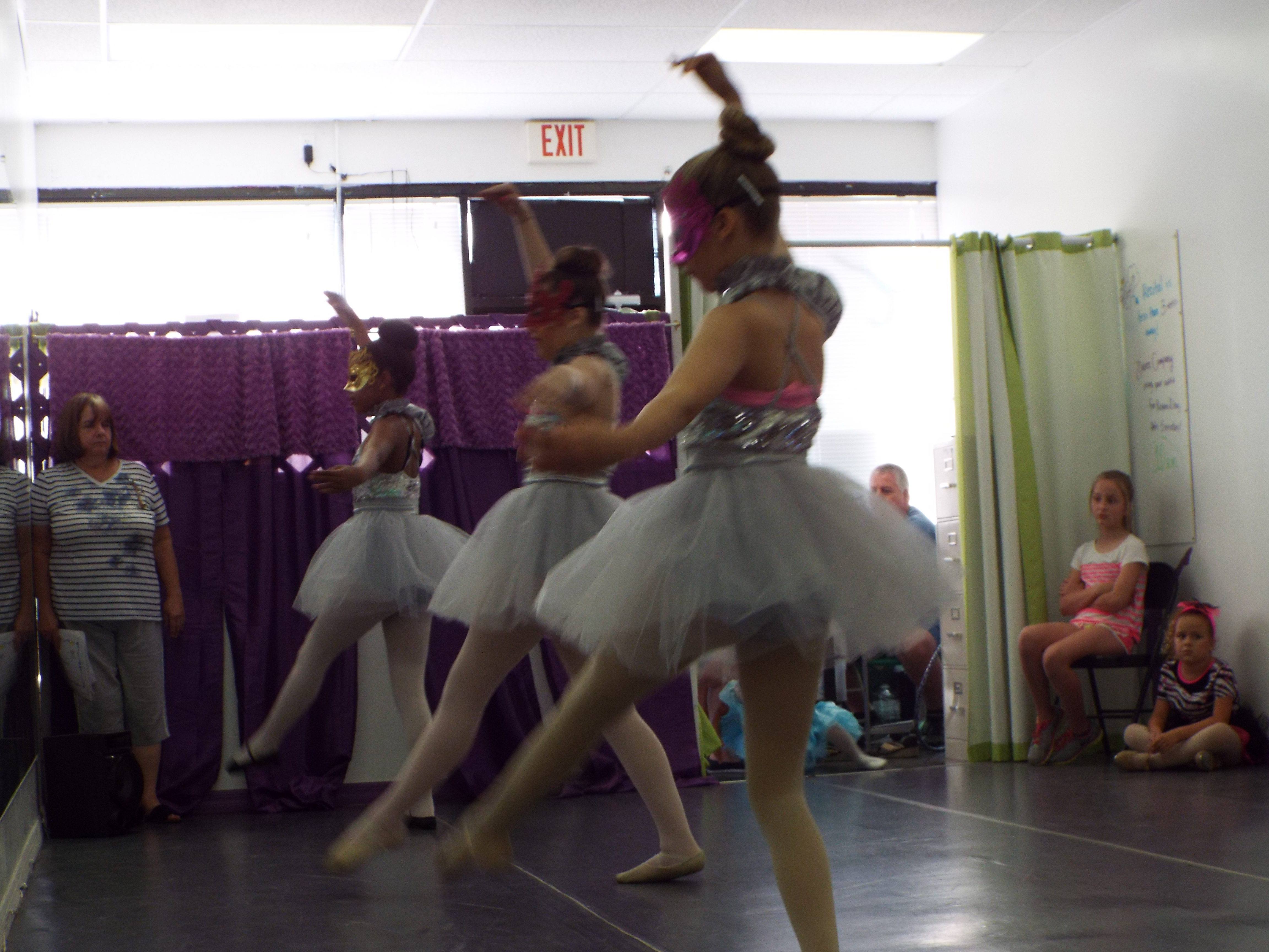 Dress Rehearsal June 2015
