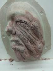 Sculpture of tumor prosthetic