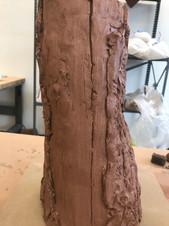 Ceramic Log