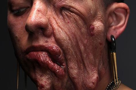 Daniel McQuade Sculpture Special effects makeup 3D art