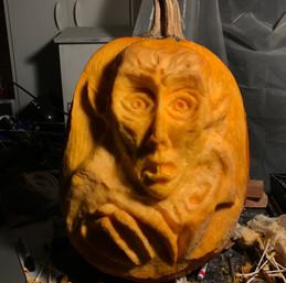 Nosferatu Pumpkin