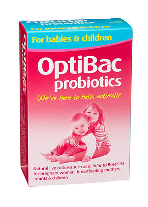 Optibac For babies & children 10 satchets