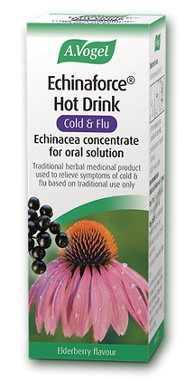 Echinaforce Hot Drink Cold and Flu 100ml