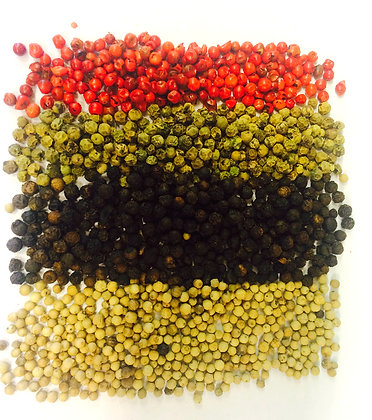 Black Peppercorns 100g