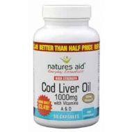 Cod Liver Oil 1000 x 90 caps