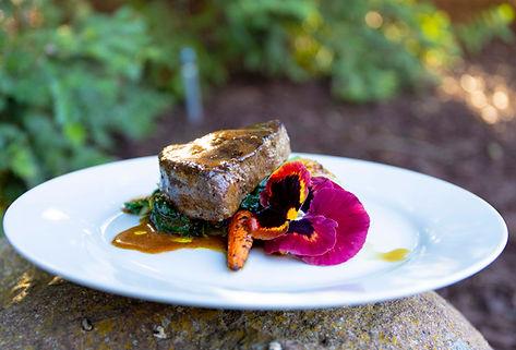 Grilled Filet Mignon