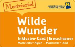 Wilde-Wunder-Card inklusive