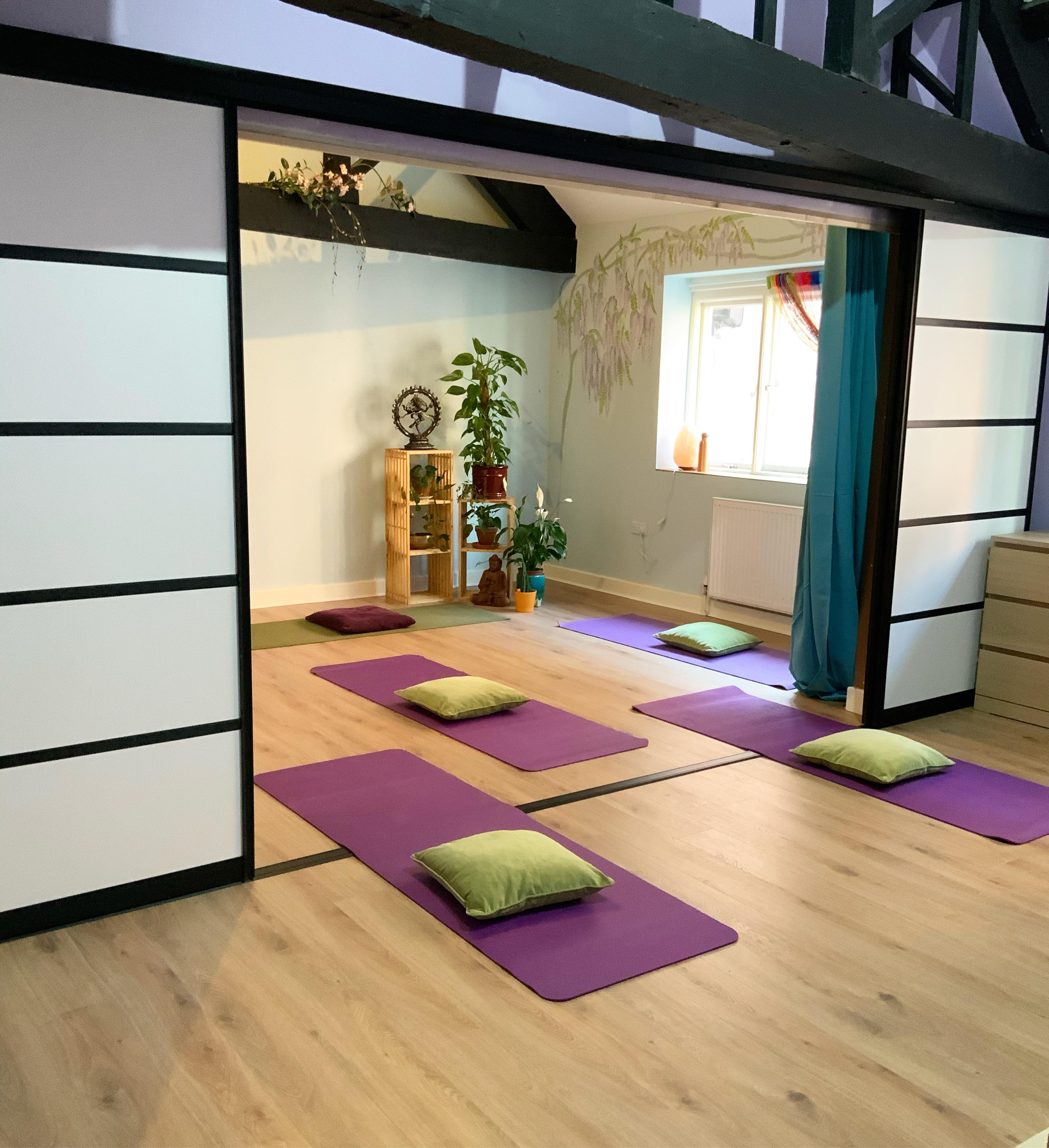 Yoga at Global Tribe Studios