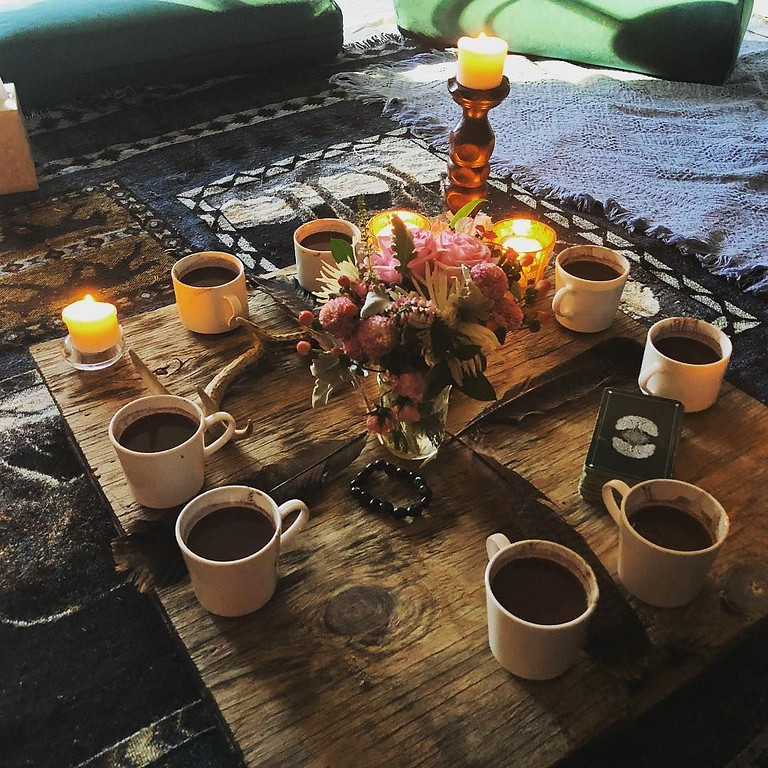 July Full Moon Cacao Ceremony