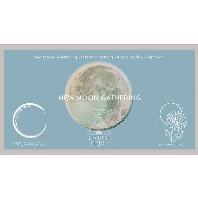 New Moon Gathering 10am-12pm