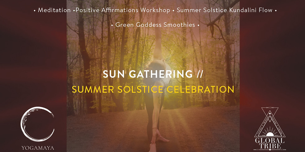 Sun Gathering - Summer Solstice Celebration