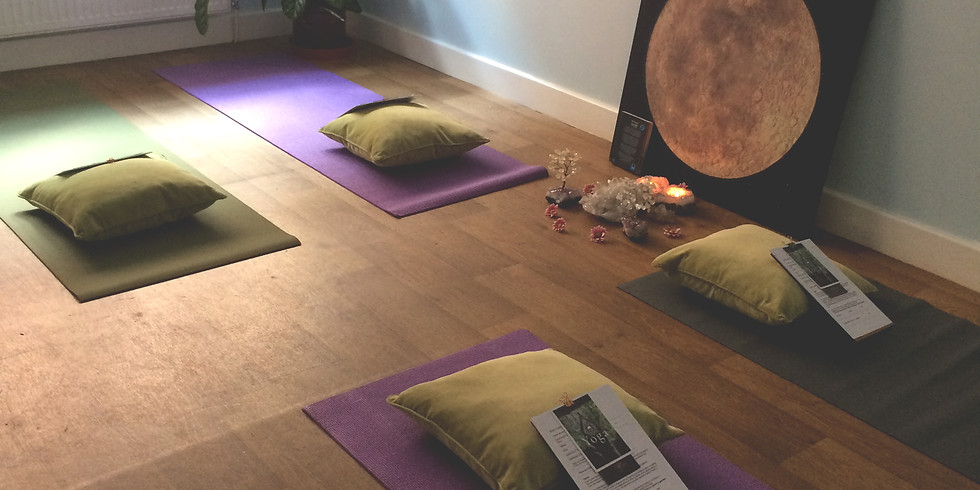 Yoga for beginners // 2h Workshop