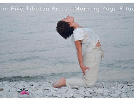 """Fountain of Youth"" - The 5 Tibetan Rites"