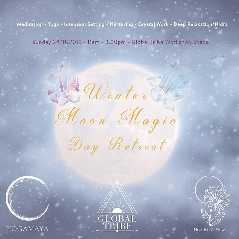 Winter Moon Magic Day Retreat