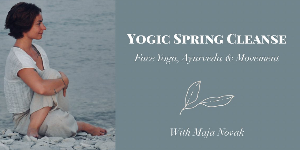 Yogic Spring Cleanse
