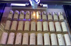 KORKZ Sunglass Strap Wine Cork Engraving