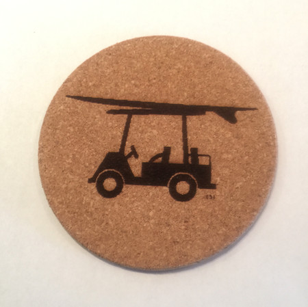 KOASTERZ Custom Bar Coaster