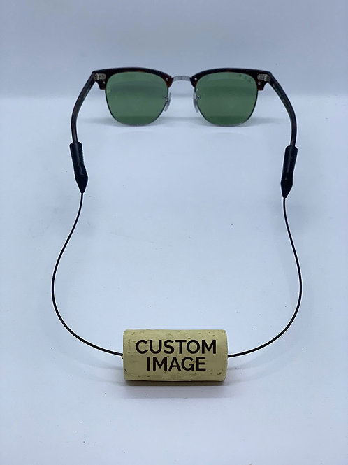custom floating sunglass retainer