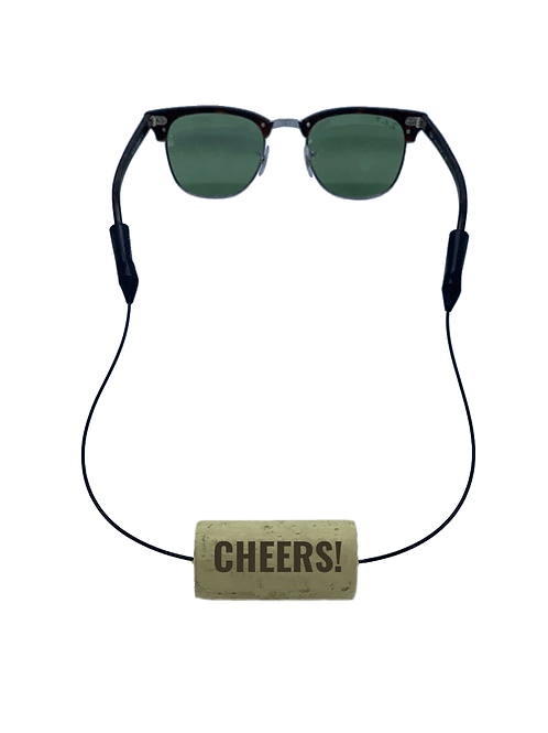 Cheers! Floating Eyewear Retainer | Set of 2