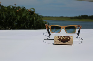 KORKZ Custom Wine Cork Sunglasses Strap