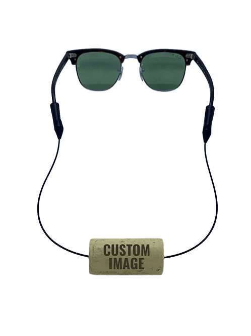 Custom Image Floating Eyewear Retainers