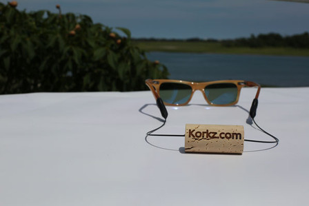 KORKZ Wine Cork Eyewear Holder
