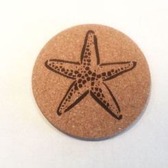 KOASTERZ Custom Cork Bar Coasters