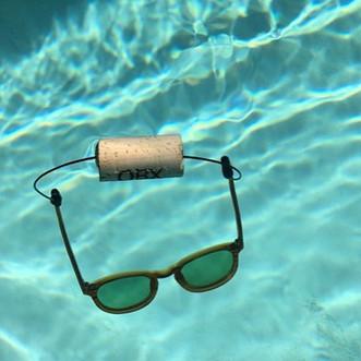 KORKZ Floating Sunglasses Strap