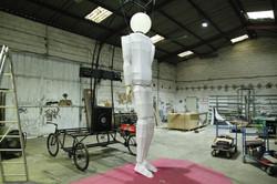 Prototype marionnette LeProyectarium