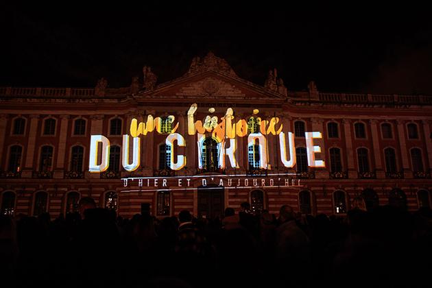 Toulouse en piste _ Le Proyectarium