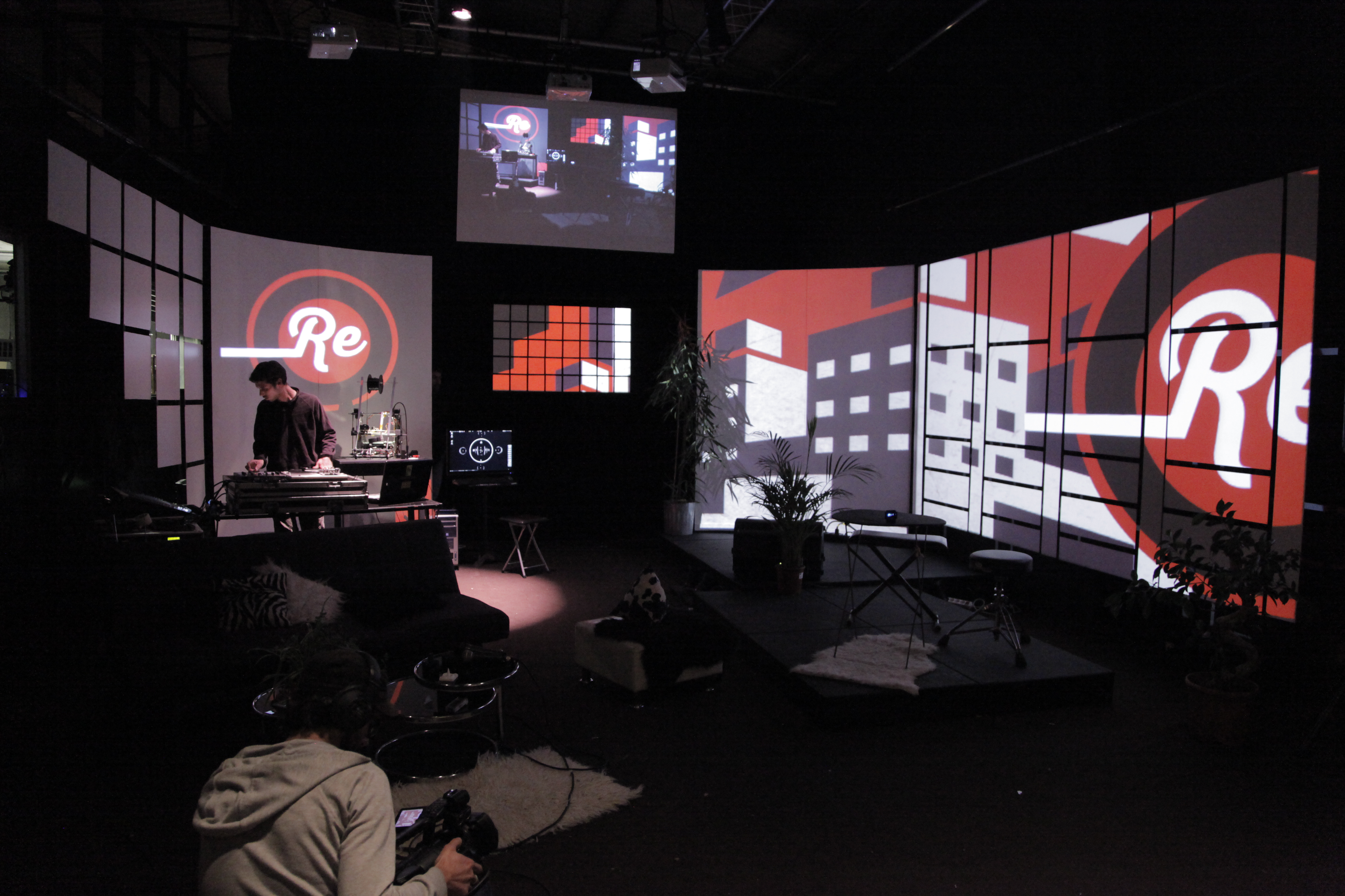 Rediff TV Chaud - Le Proyectarium