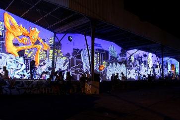 Graffiti Numérique, Le Proyectarium