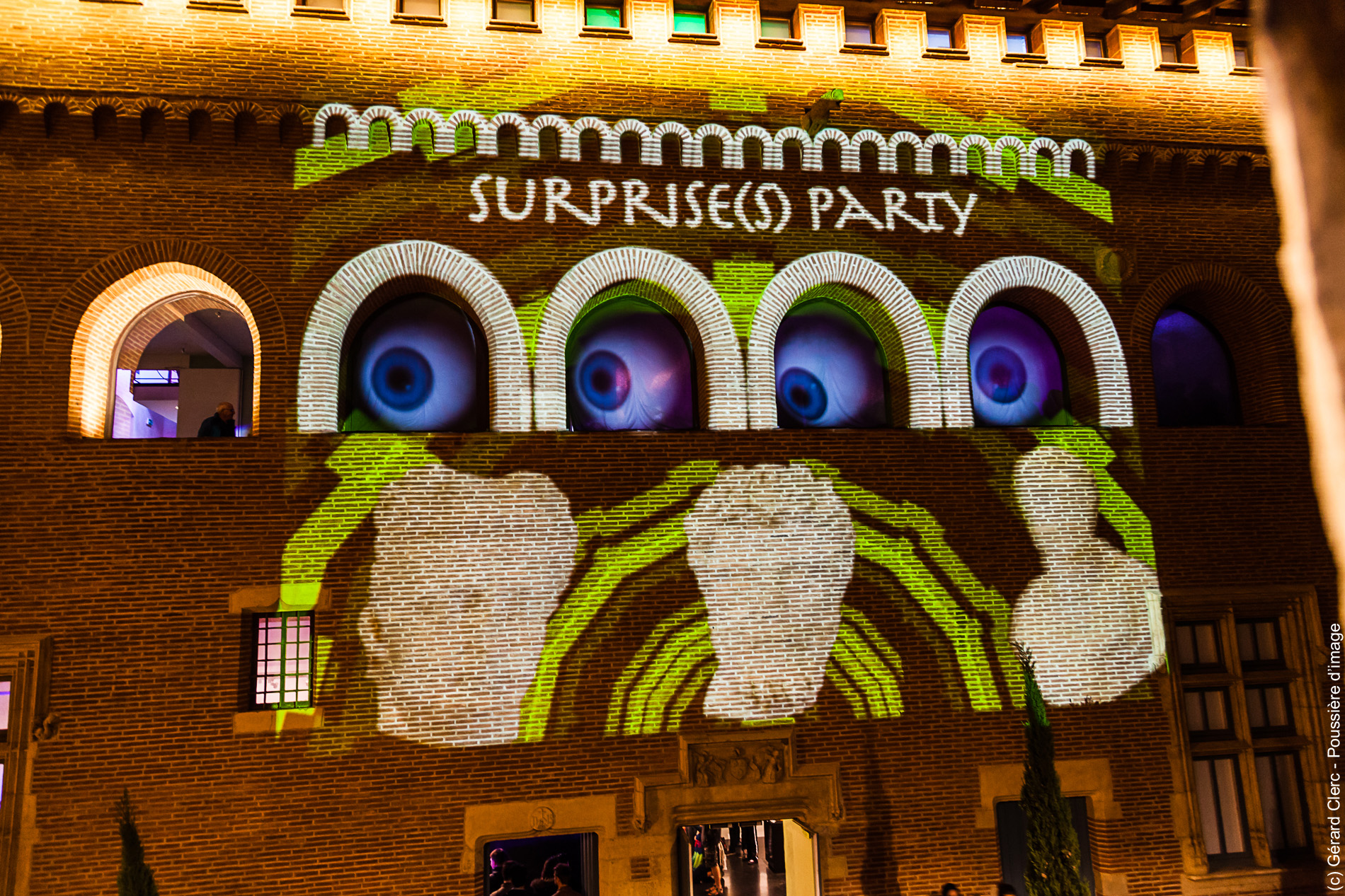 surprise(s) party - Le Proyectarium