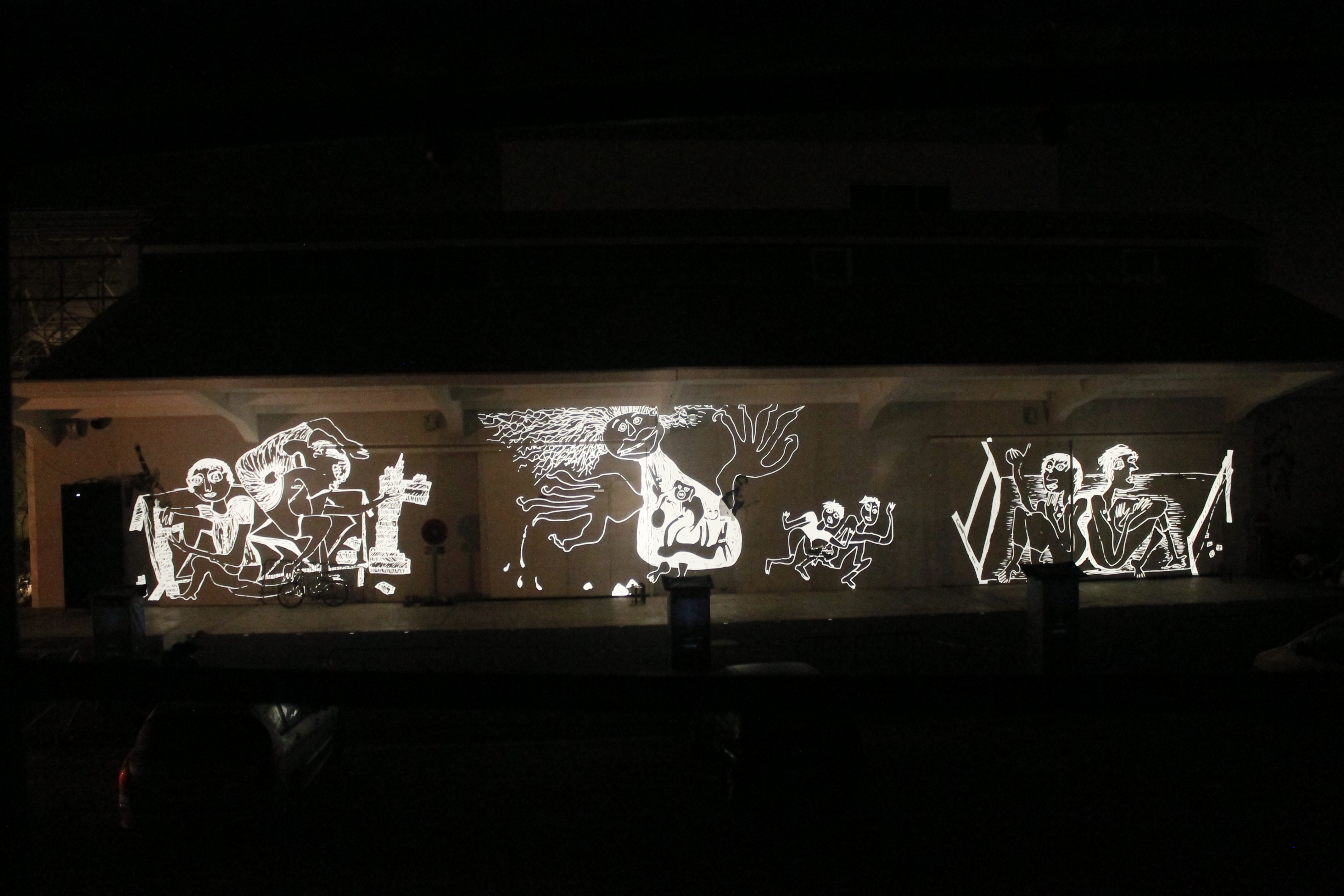 Mise En Lumière - Le Proyectarium
