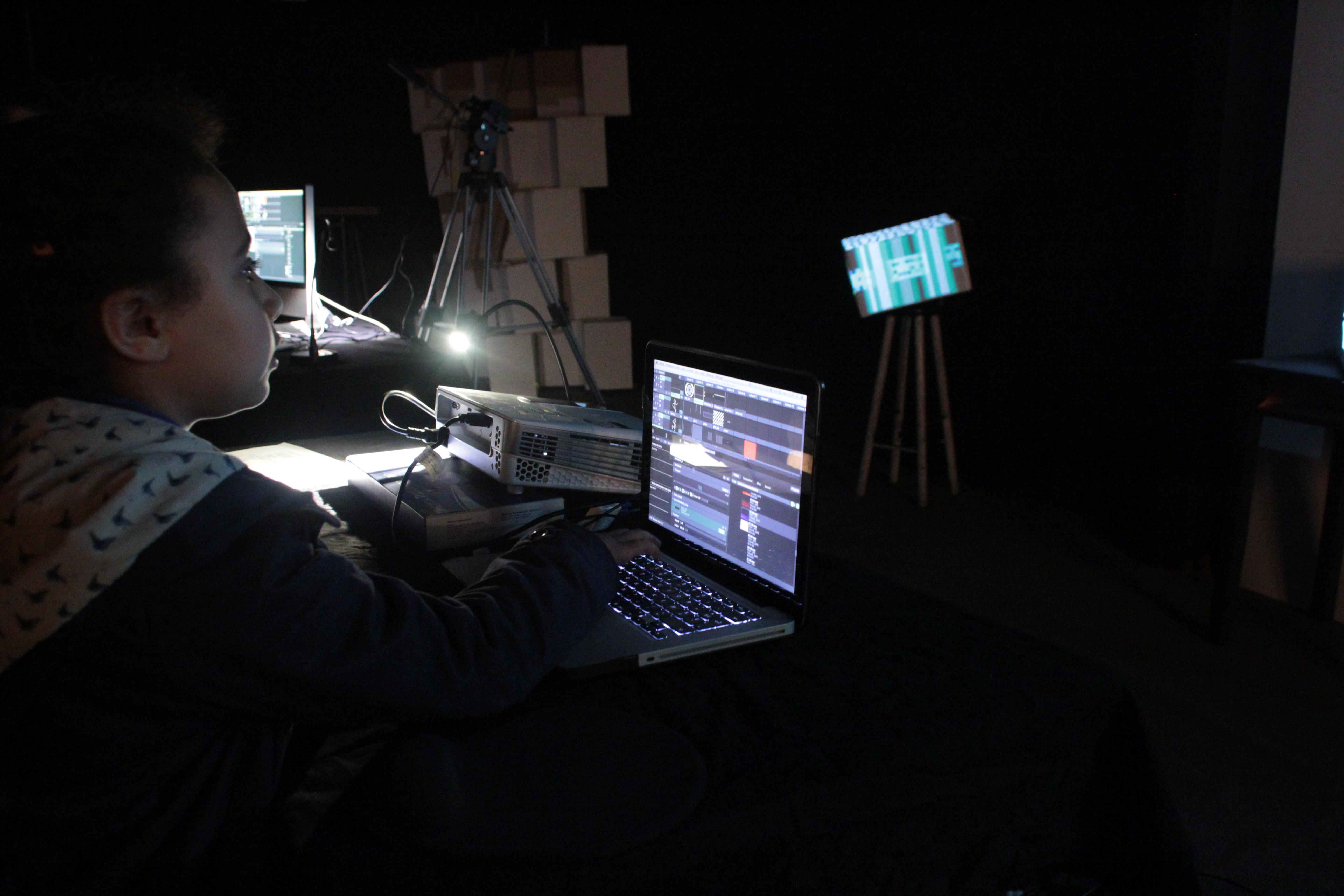 Création vidéo - Le Proyectarium