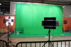 Plateau tournage - Le Proyectarium