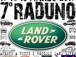 7° Raduno Land Rover Levone!
