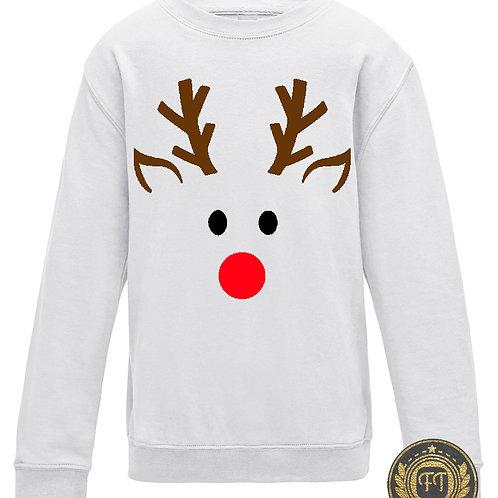 Mr Reindeer - Child's Sweater