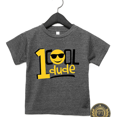 Just One Cool Dude - T-Shirt
