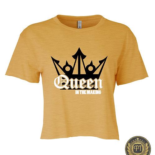 Queen in the making - Crop Top