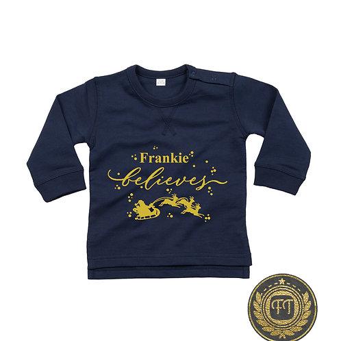 Believe - Toddler Sweater