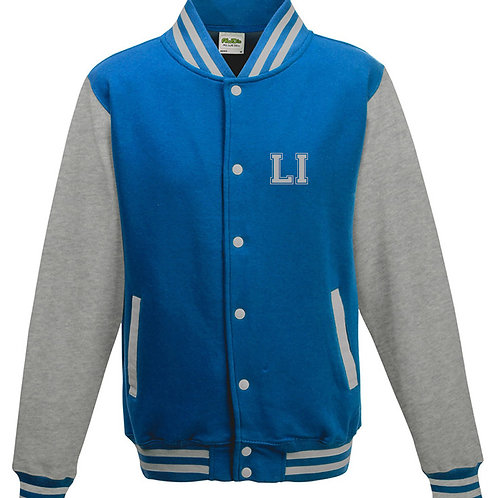 Men's Baseball Jacket - Personalised Initials